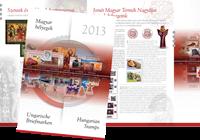 Hungary - Yearpack 2013 - Year Pack