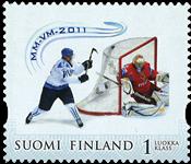 Finland - Ishockey 2011 (1)   2011 (1) - Kollektionsrelateret