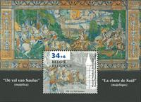 Belgien - Rob Buytaert - Postfrisk miniark