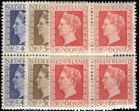 Netherlands - NVPH 487