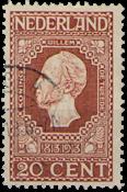 Netherlands 1913 - NVPH 95 - Cancelled