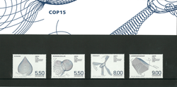 Danmark - souvenirmappe - Cop15 klimakonference