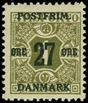 Danmark 1918 - AFA nr.85x Postfrisk