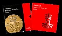 Danmark møntsæt 2013