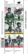 Netherlands - Children's stamps - Mint s/s