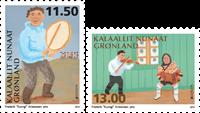 Grønland - Europa 2014 - Postfrisk sæt 2v