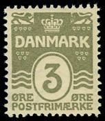Denmark 1905-06 - AFA 44 mint