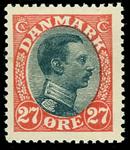 Danmark 1918 - AFA nr.102 Postfrisk