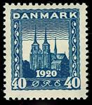 Danmark 1921 - AFA nr. 116 Postfrisk