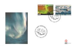 Grønland - Europa 2012 - Førstedagskuvert