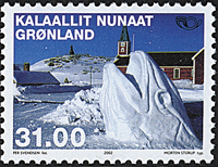 Greenland - 2002. Nordic Issue - 31,00 kr - Multicoloured