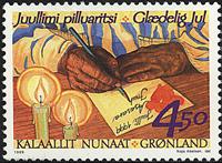 Greenland - 1999. Christmas - 4,50 kr - Multicoloured