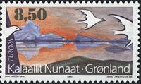 Greenland - 1995. Europa - 8,50 kr - Multicoloured