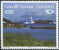 Greenland - 1995. Nordic Issue - 4,00 kr - Multicoloured