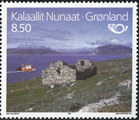 Greenland - 1993. Nordic Issue - 8,50 kr. - Multicoloured