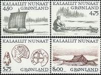 Greenland - 1999. Artic Vikings Part I - Complete set