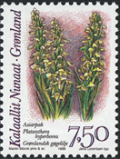 Greenland - 1996. Arctic Orchids Series Part II - 7,50 kr - Multicoloured