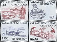 Greenland - 2001. Arctic Vikings Part III - Complete set