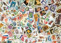 Hungary 600 stamps