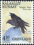 Grønland - 1987. Fugle II - 4,10 kr. - Flerfarvet