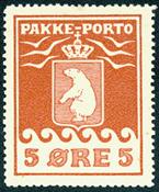 Grønland pakkeporto AFA 2 u