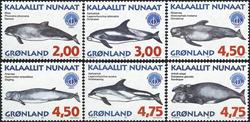 Grønland - 1998. Grønlandske hvaler III - Komplet sæt