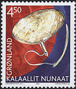 Greenland - 2002. Cultural Heritage Part III - 4,50 kr - Multicoloured