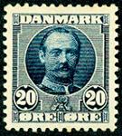 Danmark - AFA nr. 56 - Bogtryk