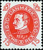 Danmark - AFA nr. 190 - Bogtryk