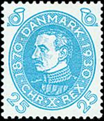 Danmark - AFA nr. 192 - Bogtryk
