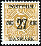 Danmark - AFA nr. 94 - Bogtryk