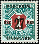 Danmark - AFA nr. 95 - Bogtryk