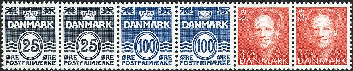 Danmark 1996 - AFA nr. HS18 - Postfrisk