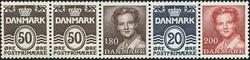 Danmark 1982 - AFA nr. HS5 - Postfrisk