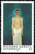 Austria - Richard Gerstl (1) * - Mint stamp