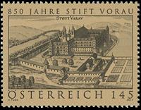 Østrig - Vorau - Postfrisk frimærke