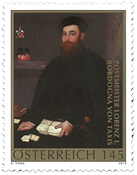 Austria - Lorenz I.Bordogna (1) * - Mint stamp