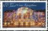 Østrig - Wiens Koncerthus - Postfrisk frimærke