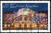 Austria - Wiener Konzerthaus (1) # - cancelled