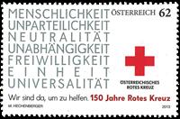 Austria - Red Cross - Mint stamp
