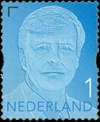 Holland - Kong Willen-Alexander - Postfrisk frimærke