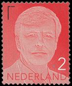 Holland - Kong Willem-Alexander - Postfrisk sæt frimærke