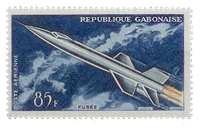 Gabon - YT PA10