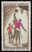 Gabon - YT PA37