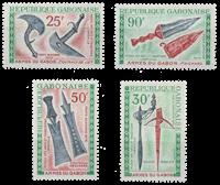 Gabon - YT PA98/101