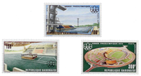 Gabon - YT PA166/68