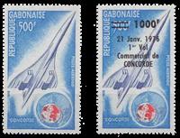 Gabon - YT PA172-73