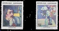 Gabon - YT PA204/205