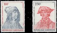 Gabon - YT PA209/210