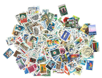 Finland - 400 different large size stamps
